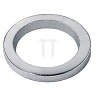 Fitschenring Innen-D. 10mm Außen-D. 16mm Stärke 2mm verzinkt gestanzt