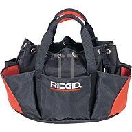 Ridgid Fittingtasche f.Werkzeuge/Pressbacken schwarz m.Tragegriff JobMax 606 37918