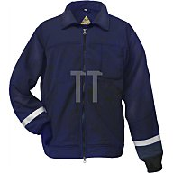 Eureka Fleecejacke Gr. XXXL marine SPenergy by Kompass 1084-XXXL