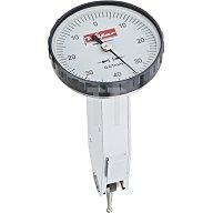 Fühlhebelmessgerät K32 0,8mm Ablesung 0,01mm rückwärtig m.Werkskalibrierung