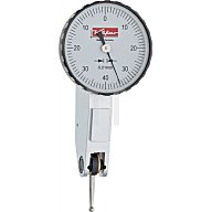 Fühlhebelmessgerät K46 0,2mm Ablesung 0,002mm rechtwinklig m.Werkskalibrierung