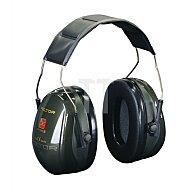 Gehörschutz Optime II Kapseln grün EN352-1/3 3M H520A