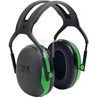 Gehörschutz XI Kapseln schw./grün EN352-1 SNR 27db 3M X1A