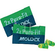 Gehörschutzstöpsel PuraFit 7700 1Paar/Beutel MOLDEX grün/gelb 200Paar/VE 770001