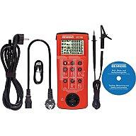 BENNING Gerätetester Batterie-/Netzbetrieb inkl. Tasche/Batterien 50316