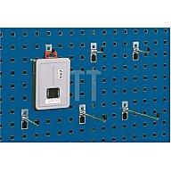 Haken T.100xD.6mm schmale Platte f.Lochplatten 5 St./VE Bott 14001147