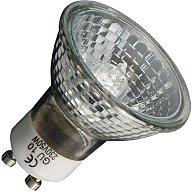 mlight Halogen-Energiesparlampe 40W 230V klare Ausf. GU10 Sockel 800cd dimmbar 2226886