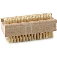 Sorex Handwaschbürste Holz doppelseitig Naturfibre 65000