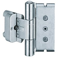 Haustürband BAKA Protect 3D D.20mm L.120mm braun Trgf.120kg