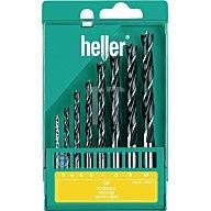 Heller Tools Holzspiralbohrersatz 8-teilig, 3,4,5,6,7,8,9,10mm 18736