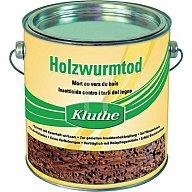 Kluthe Holzwurmtod 2500ml farblos wasserverdünnbar geruchsmild 3106033-0000204