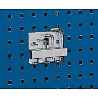 Inbussschlüsselhalter m.10 Aufnahmen B.115mm D.2-12mmf. Lochplatten Bott 14020002