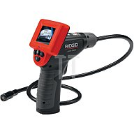 Ridgid Inspektionskamera SeeSnake micro CA-25 Kabel-L.90cm m.Haken/Spiegel/Batterien/Ko 40043