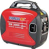 Endress Inverterstromerzeuger ESE 2000i Silent synchron 1,6kVA 1,6kW 1x230V 1x12V Yamaha 110005