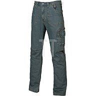 U - Power Jeans Traffic Gr.52 blau EN 340-1 ST071RJ
