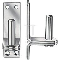 Vormann Kloben Stiftdurchmesser 16mm Höhe 104mm Breite 40mm DII auf Platte 000074016Z