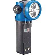 Knickkopfleuchteuchte HL 20 SET LED Leucht-W.200m blau Acculux 459681