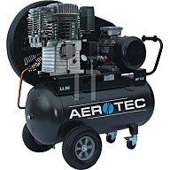 Pro Sales Kompressor Aerotec 780-90 780l/520l/90l/10bar/4,0kW/fahrbar/400V 2010184