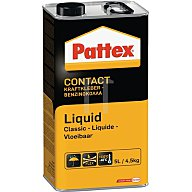 Kraftkleber Classic Contact Liquid 4,5kg.
