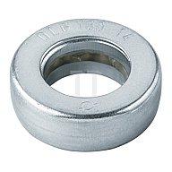Simonswerk  Kugellager Innen-D.16mm Außen-D.27mm S.9mm Stahlmantel verz. gehärtet 5 140992 0 01075