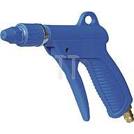 ewo Kunststoff-Blaspistole blau DN 7,2 mit Luftspardüse regulierbar 470.41S