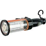 as - Schwabe LED Akku Arbeitsleuchte, mit Warnlichtfunktion, Aufladung über Netzstecker Adapt 42426