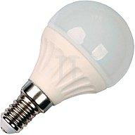 mlight LED-Leuchtmittel 4W 230V warm weiss E14 Tropfenform 320lm nicht dimmbar 2900K 2646184