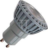 mlight LED-Leuchtmittel 5W 230V warm weiss GU10 Reflektorform 360lm nicht dimmbar 3000K 39448
