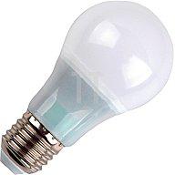 mlight LED-Leuchtmittel 7W 230V warm weiss E27 Glühlampenform 470lm nicht dimmbar 2900K 2659698
