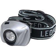 Brennenstuhl Leuchte LED 1W Head-Light HL 2in1 Kopf-/Fahrradlampe m.3xAAA 1 17986 0