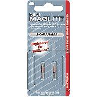 LiteXpress Leuchtmittel f.Mini AA+AAA 2St./Blister MAG-LITE LM2A001