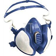 Lösemittelmaske 4251 FFA1P2RD 4Pkt Kopfbebänderung 3M EN405:2001+A1:2009