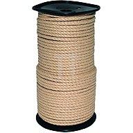 Braun Mehrzweckseil Durchmesser 8,0mm Länge 100m 8108SP/100/EAN