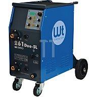 Erfi MIG/MAG Schweissanlage WT-MAG 261 Duo-SL 400V, Strombereich 15-260 08-61-01