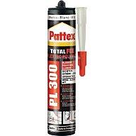 Montagekleber PL 300 Pattex PPL3W weiss 300ml HENKEL witterungsbest.