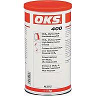 MoS2-Mehrzweck-Hochleistungsfett 1kg Kartusche OKS 400-30 bis +120 Grad 1136680443