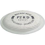 Partikelfilter 8070 P2RD b.10xAGW-Wert MOLDEX EN143:2000+A1:2006 807001