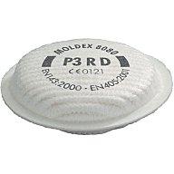 Partikelfilter 8080 P3RD b.30xAGW-Wert MOLDEX EN143:2000+A1:2006 808001