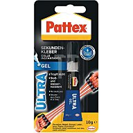 LOCTITE Pattex Ultra Gel 10g für Holz,Pappe,Lefer,Keramik,Gummi PSG4C