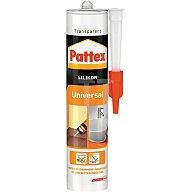 LOCTITE Pattex Universal Silikon Transparent 300ml -30 bis 120 Grad innen und außen PFUST