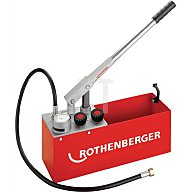 Prüfpumpe RP 50 S 0-60bar 45ml/Hub Rothenberger 60200