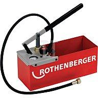 Rothenberger Prüfpumpe TP25 0-25 bar Doppelventilsystem (Twin Valve) 60250
