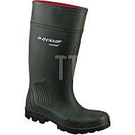 PU-Stiefel Purofort Professional S5 CI Gr.46 dunkelgrün Dunlop 100% wasserdicht