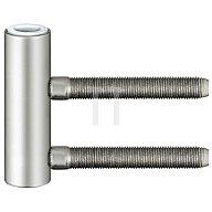 Simonswerk  Rahmenteil V 4400 WF Rollenlänge 48,5mm Rollendurchmesser 15mm Stahl vernickelt 5 0103250 01512