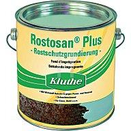 Kluthe Rostschutz Rostosan rotbraun 375ml 1l=15m2 1121033-3009591