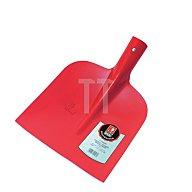IDEALSPATEN Sandschaufel RUHR-BRILLANT Holsteiner Modell Blattmaß 270x250mm Größe 2 3040320