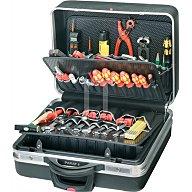 Schalenkoffer X-ABS 470x360x210mm Doppel-Alu.-Rahmen PARAT mobil 489.500 -171 ABS