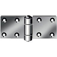 Vormann Scharnier Gewerbehöhe 50mm Breite geöffnet 130mm 000048130Z