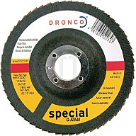 Dronco Schleifscheibe G-AZA 40 BOMB 125x22mm SPECIAL 5212384-100