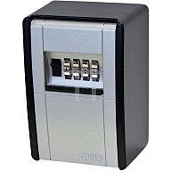 Abus Schlüsselbox 787 KeyGarage B Standard Version schwarz zur Wandmontage 46331